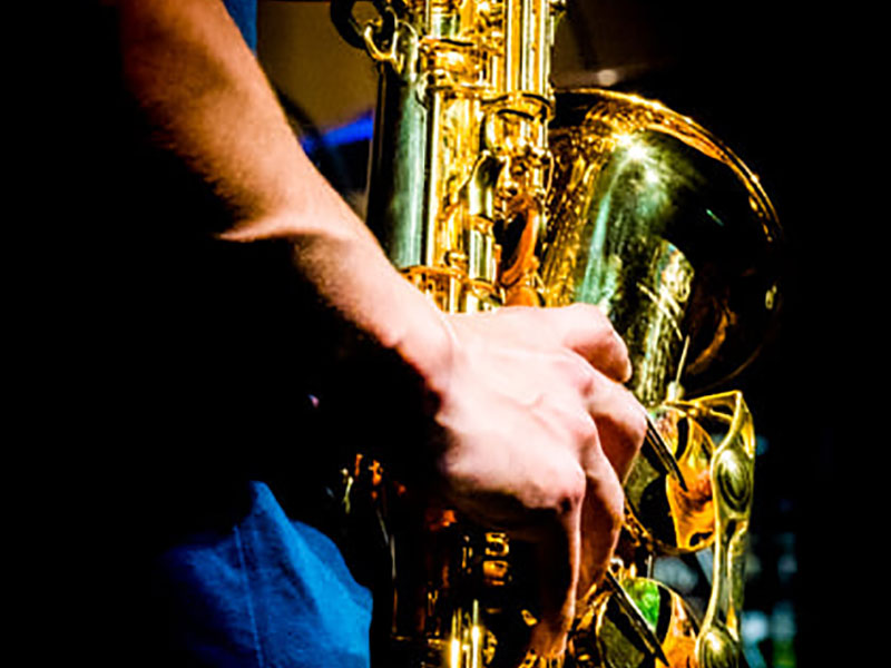 Cours individuel de saxophone